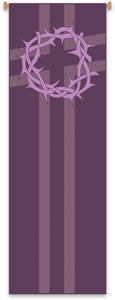 Lent: Crown of Thorns Banner