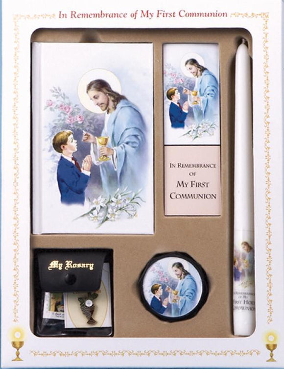 FIRST MASS BOOK (GOOD SHEPHERD) DELUXE SET