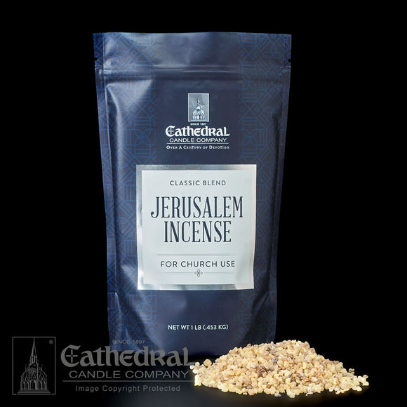 Jerusalem Blend Incense - 1LB Bag