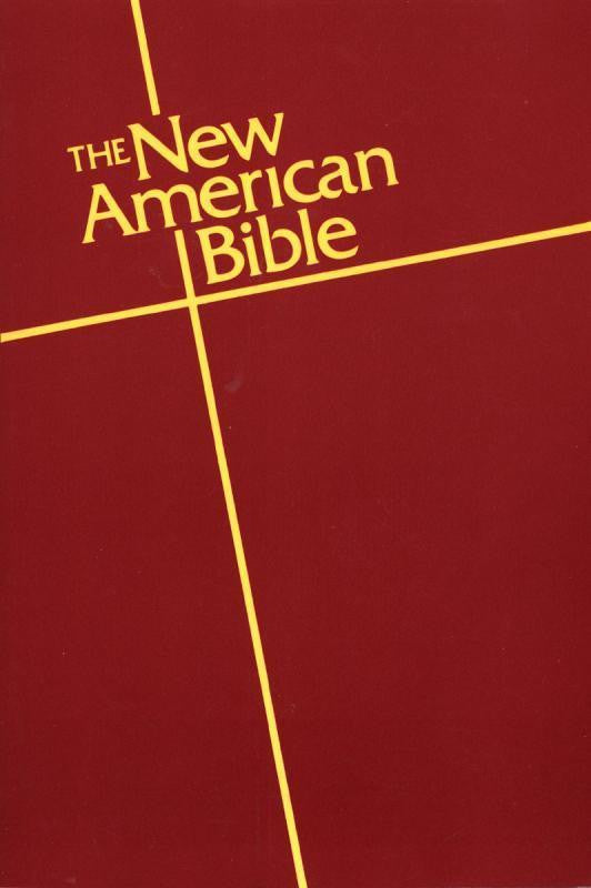 NEW AMERICAN BIBLE STUDENT EDITION BIBLE