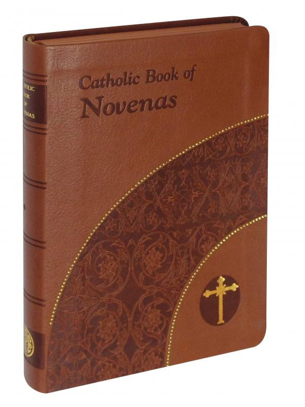 CATHOLIC BOOK OF NOVENAS