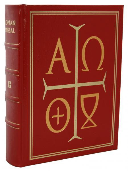 Roman Missal - Deluxe Leather Chapel Edition - CB25/13