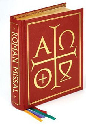 Roman Missal - 3rd Edition - Deluxe Genuine Leather Altar Edition