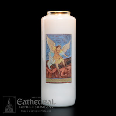 St. Michael Candle