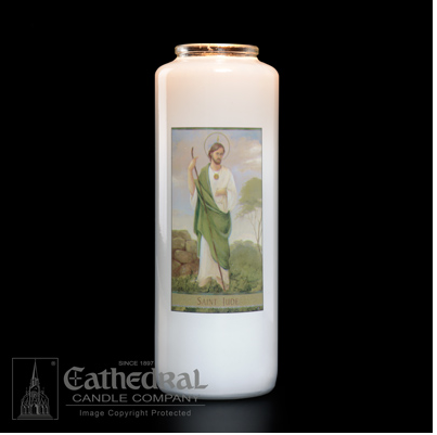 St. Jude Candle