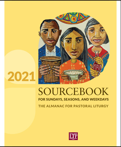 2021 | Sourcebook For Sundays Seasons & Weekdays | Book | Paperback | Pastoral Liturgy Almanac | 978-1-61671-549-6