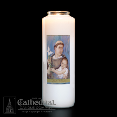St. Anthony Candle