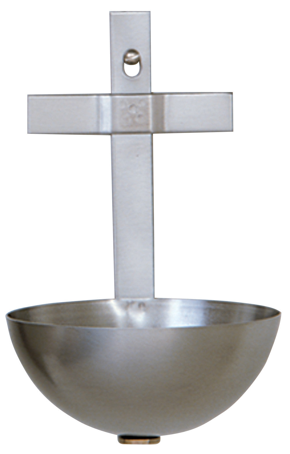 Holy Water Font - Stainless Steel - K349