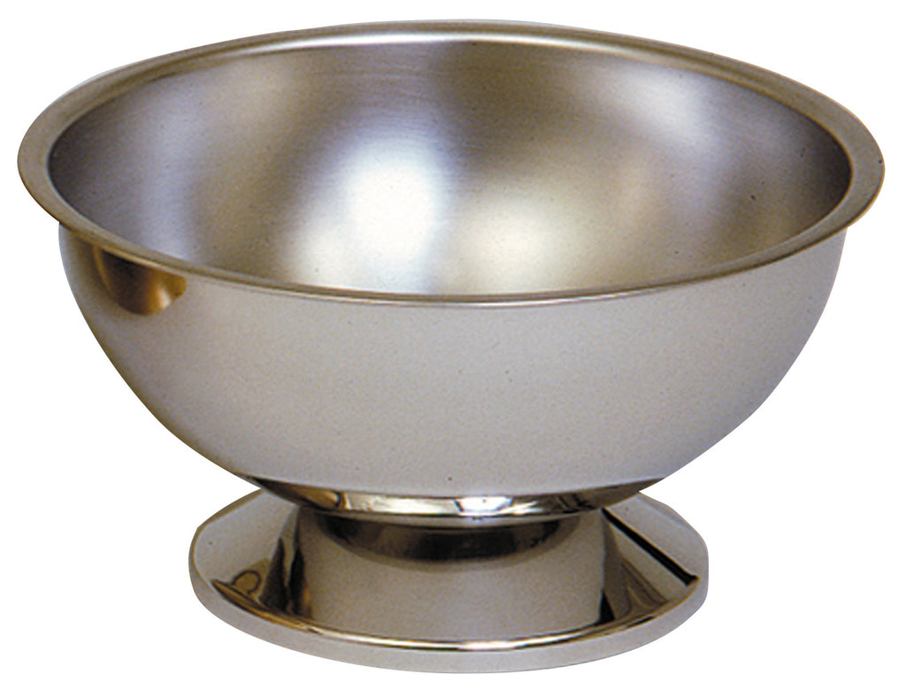 Baptismal Bowl - Stainless Steel - K307
