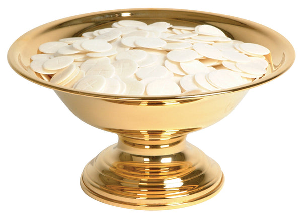 Ciborium Bowl - 24K Gold Plated - K368