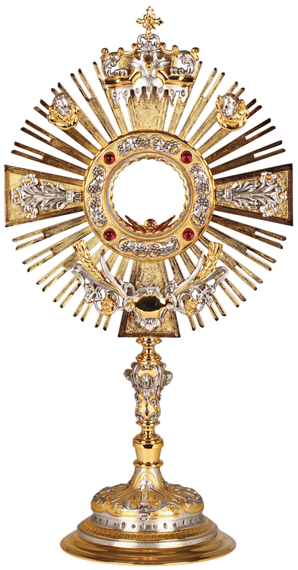 monstrance k667 chiarelli s religious good s church supply