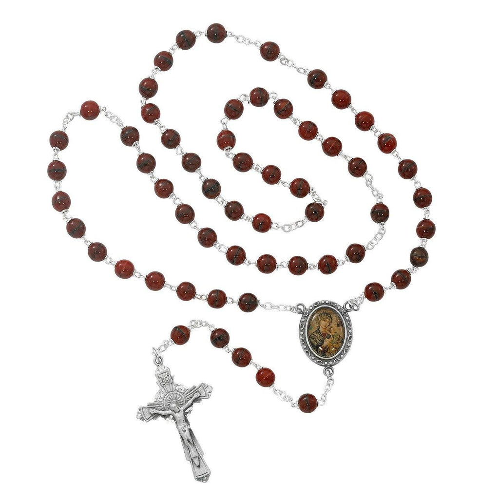 7MM O.L. PERPETUAL HELP ROSARY