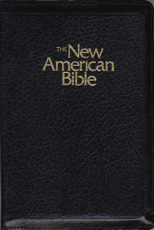 NEW AMERICAN BIBLE DELUXE GIFT BIBLE
