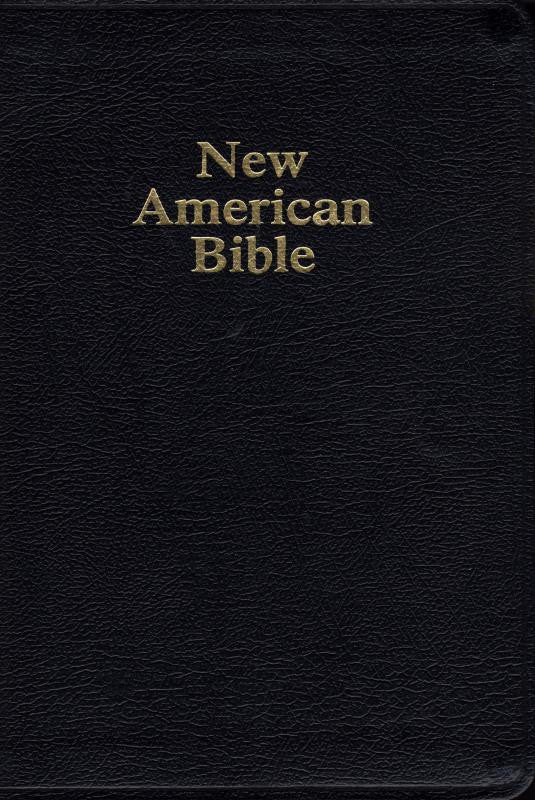 NAB DELUXE GIFT BIBLE (INDEXED OR NON-INDEXED)
