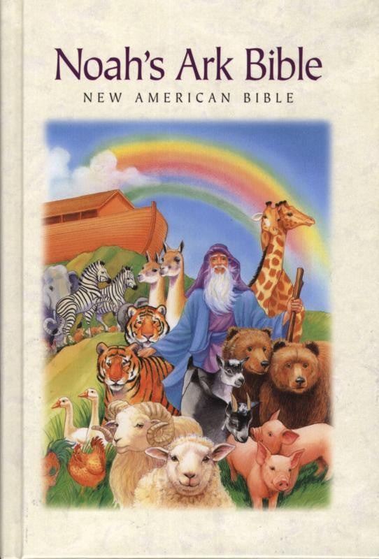 NEW AMERICAN BIBLE - NOAH'S ARK BIBLE