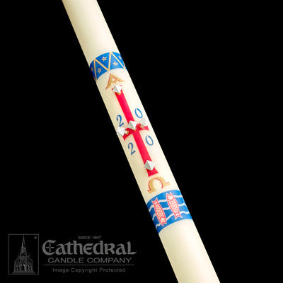 Benedictine | Paschal Candle