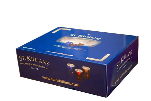 ST. KILLIAN'S VOTIVE CANDLE REFILLS