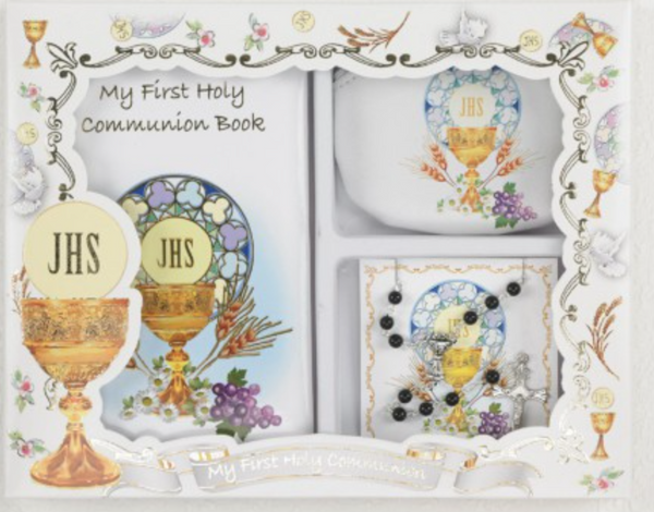 First Communion Gift Set - Boy (LM6202)