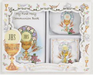 First Communion Gift Set - Girl (LM6102)