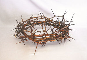 "Crown of Thorns - 13"" Diam. OR 24"" Diam. -"