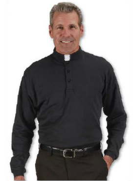 Deacon Polo Shirt - Short Sleeve OR Long Sleeve