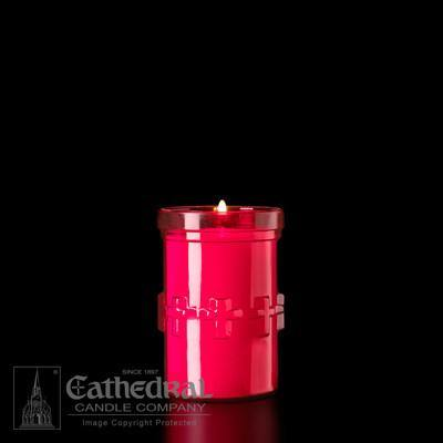 3-Day Devotiona-Lites - (Plastic Offering Candle)