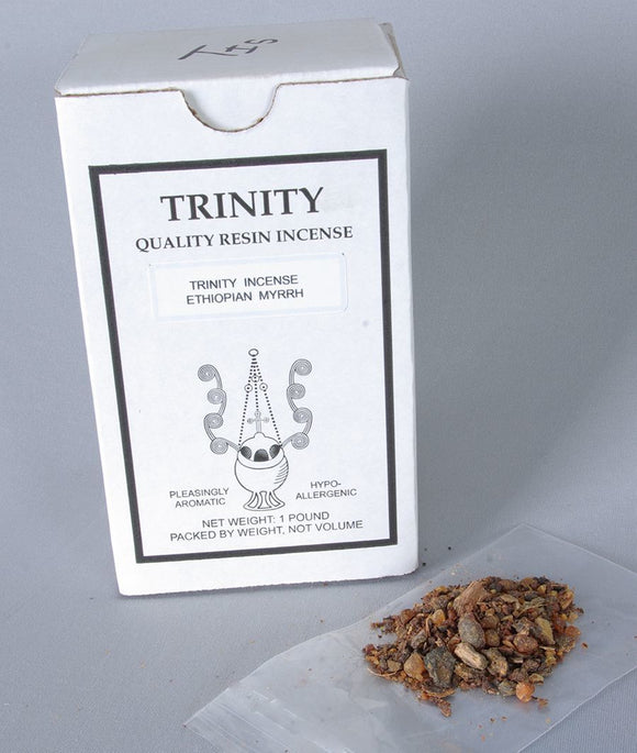 Trinity Incense - Ethiopian Blend - HYPO-ALLERGENIC