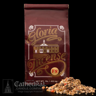 Gloria F8 Incense - 1LB Bag