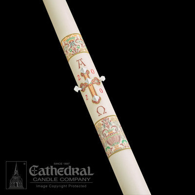 Investiture | Paschal Candle