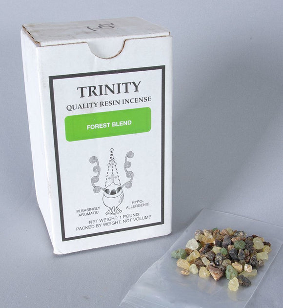 Trinity Incense - Forest Blend - HYPO-ALLERGENIC
