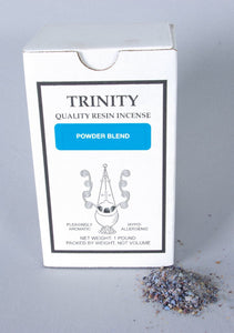 Trinity Incense - Powder Blend - HYPO-ALLERGENIC