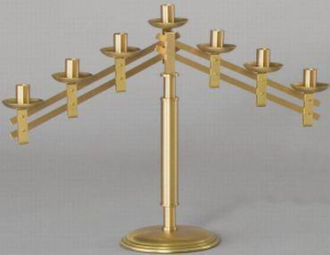 7 Light Candelabra - Z1195