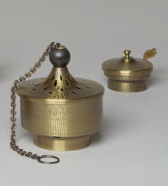 Censer and Boat - Z2672