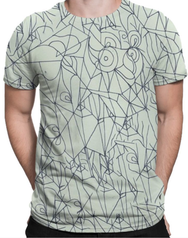 Abstraction Fractions Tee