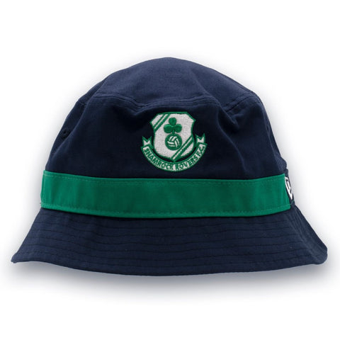 New Era Bucket Hat - Navy