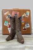 Safari Cheetah Cowboy Boot