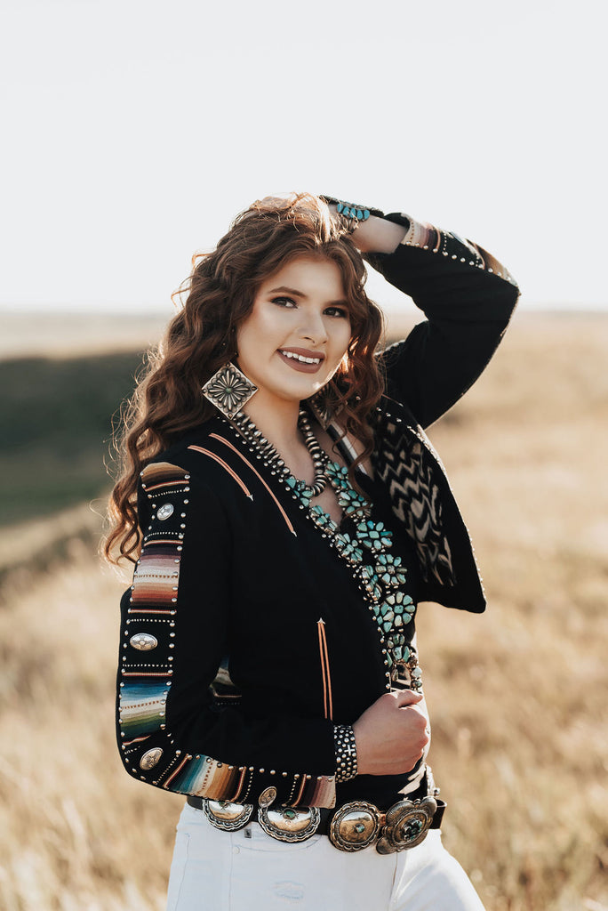 Silver Queen Concho Jacket