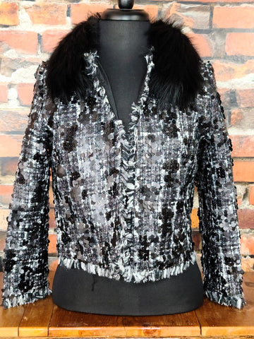 Rhinestoned Cowboy Jacket