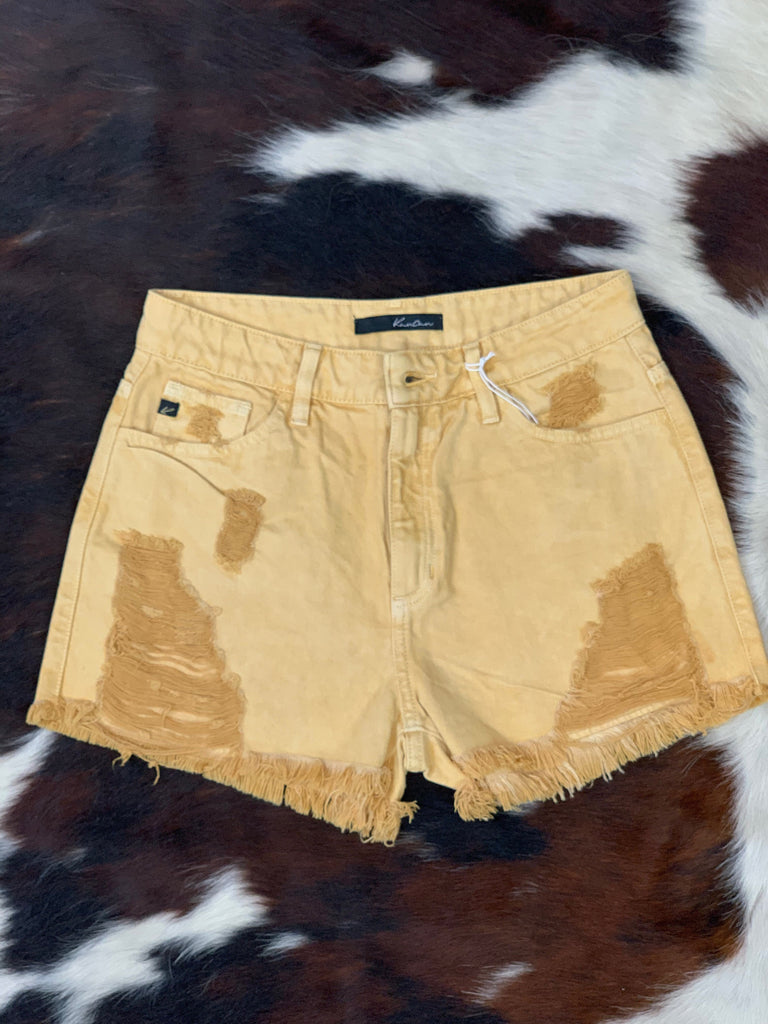 Hillary Surfside Shorts