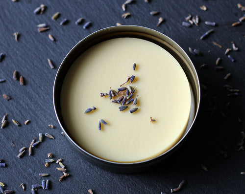 Lavender Rosemary Solid Lotion