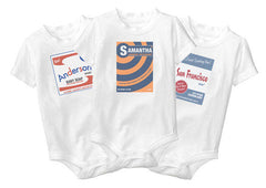 Personalized Baby Gifts - Onesies