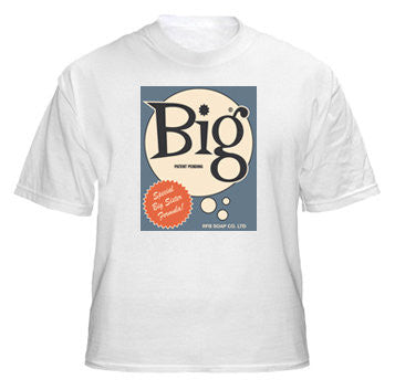 Big Brother / Big Sister Shirt - Retro Soap Box Design