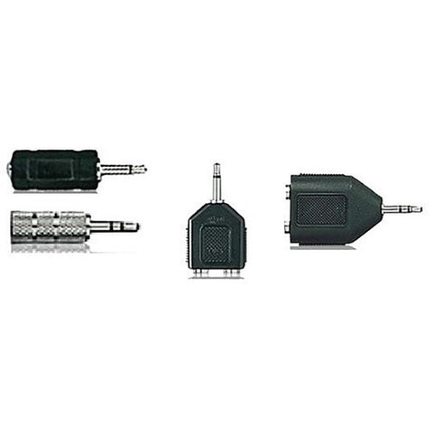 RadioShack Assorted 1/8-Inch Adapters (4-Pack)