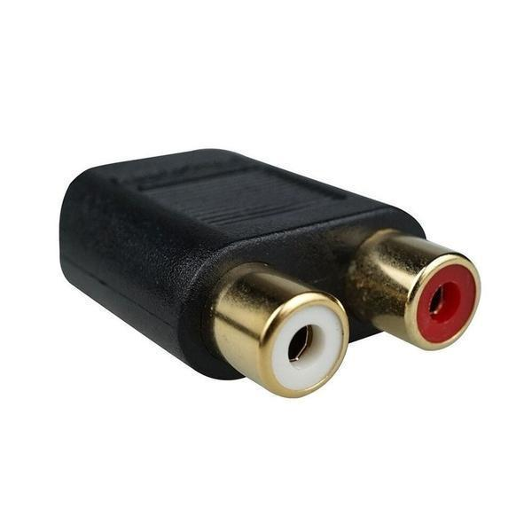 Gold Series Audio Y-Adapter