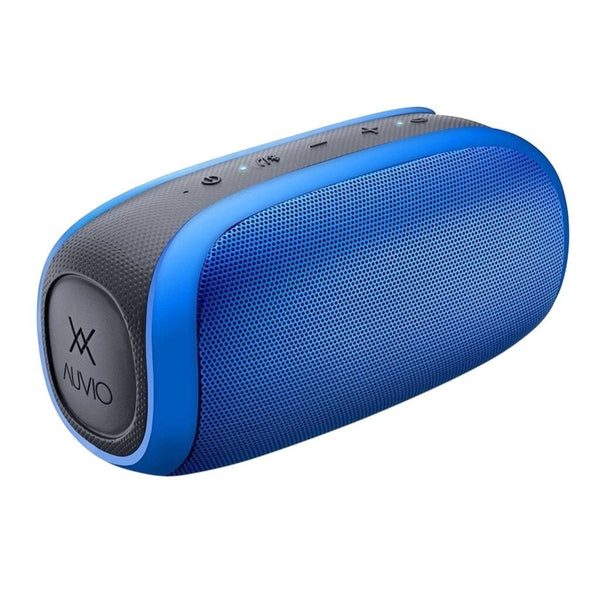 Auvio Stereo Bluetooth Speaker (Blue)