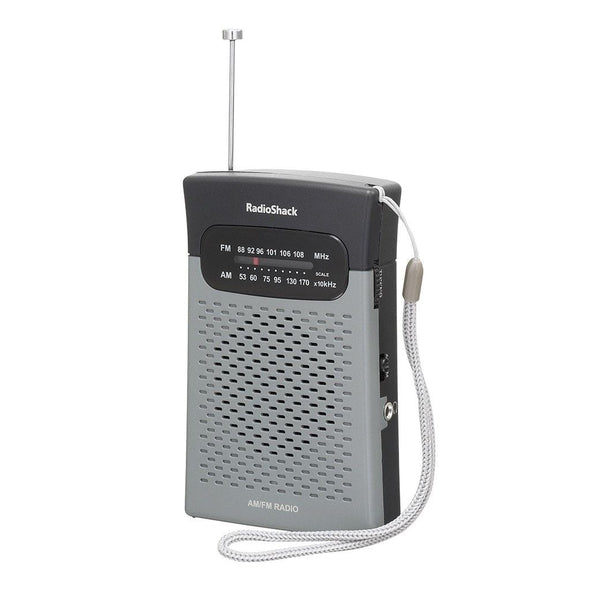 RadioShack AM/FM Pocket Radio