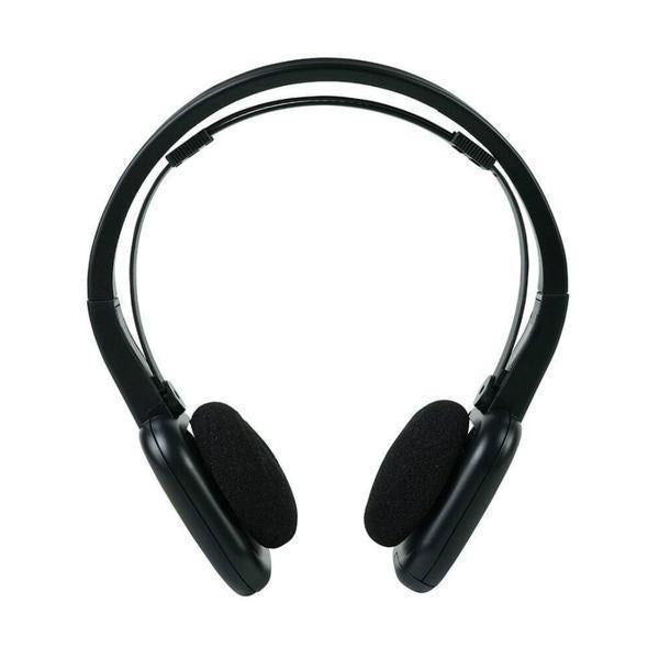 Lightweight Sport AM/FM Stereo Headset Radio