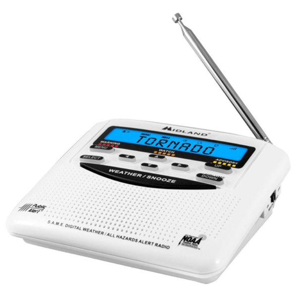 Midland All-Hazard SAME Weather Alert Radio