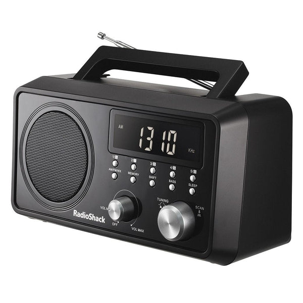 RadioShack  AM/FM/WX Table Radio