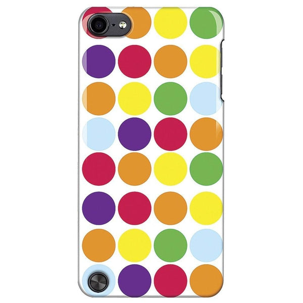 Merkury Innovations Case for iPod touch (5th Generation) - Rainbow Gumball